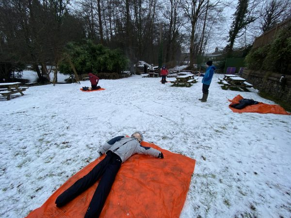 Outdoor 1st Aid course