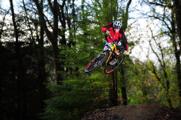 Mountain bike coaching, Forest of Dean