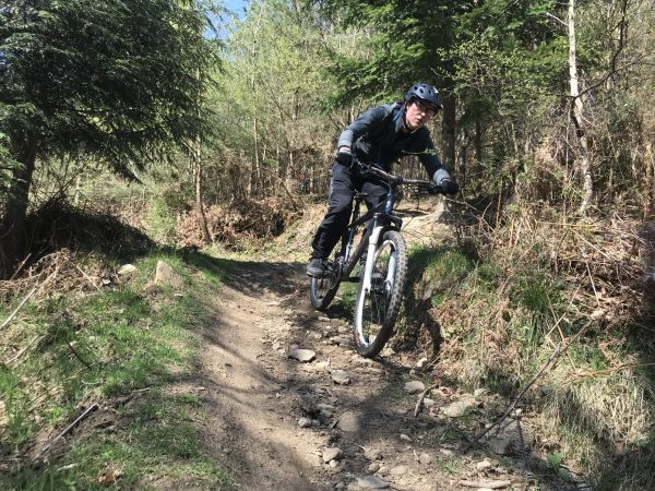 Mountain bike Coaching, South Wales