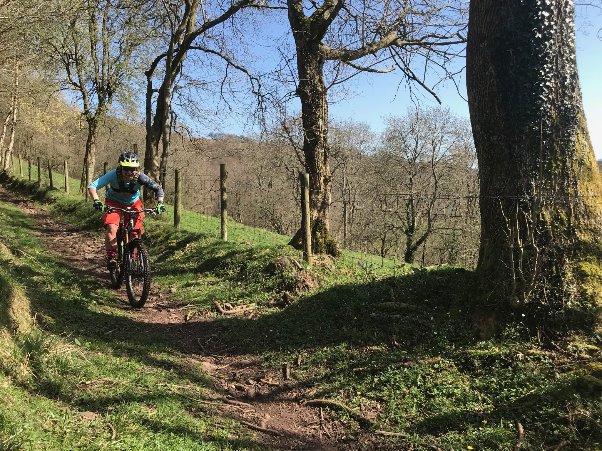 Mountain bike Guiding Brecon Beast, Guided Ride
