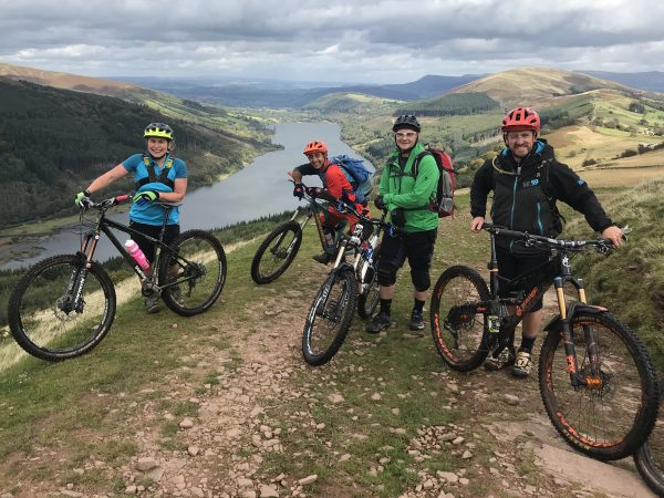 British Cycling Mountain Bike Leadership award