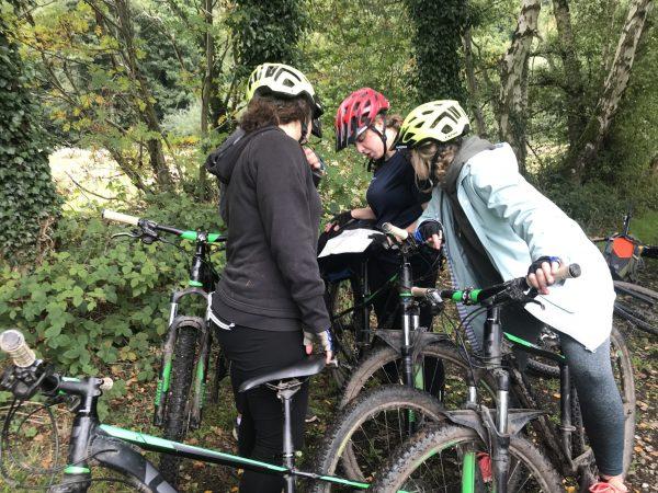 British cycling Mountain bike leadership Level 1 Mountain Bike Leadership