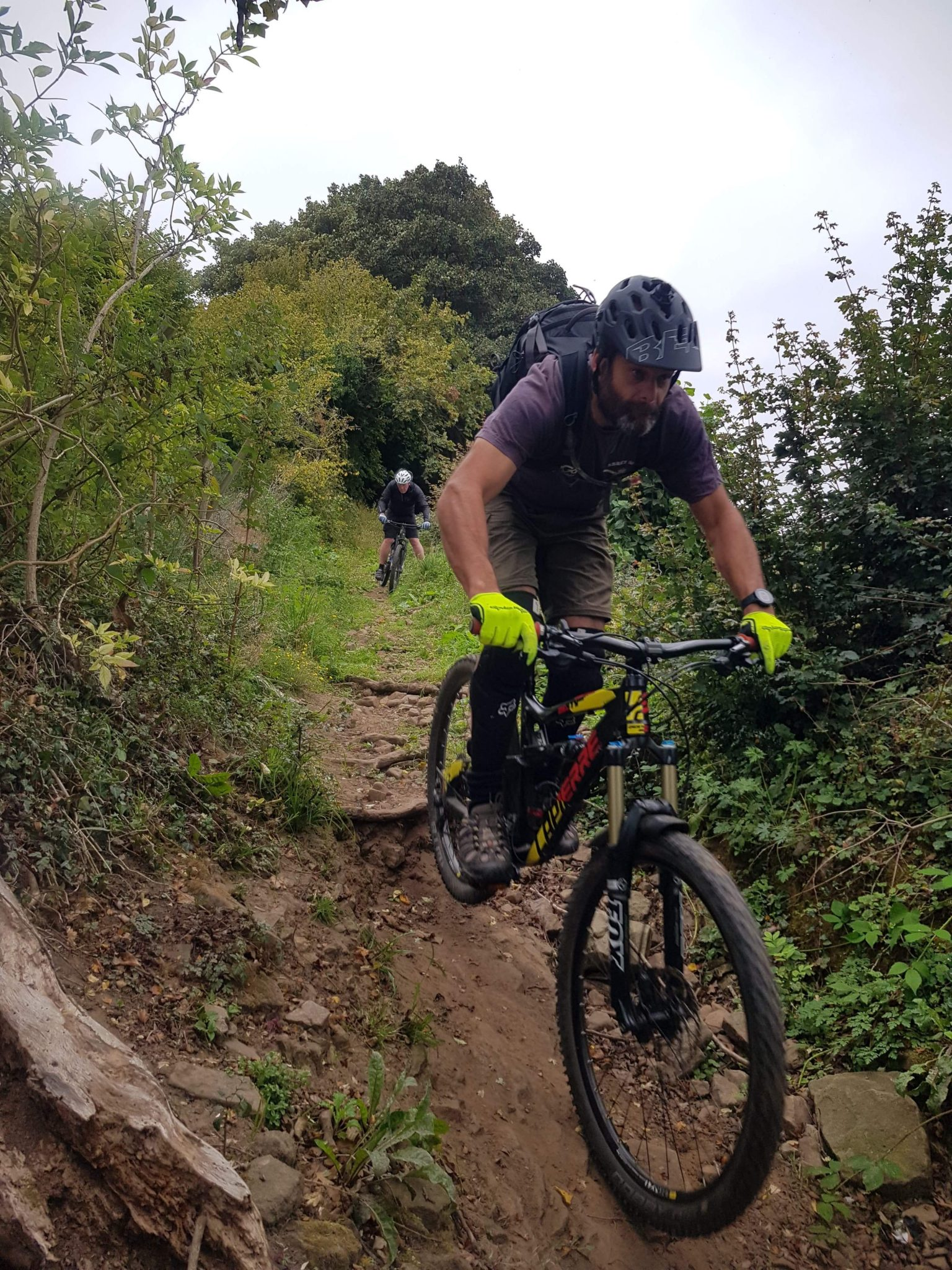 Mountain biking Guided Ride, South Wales