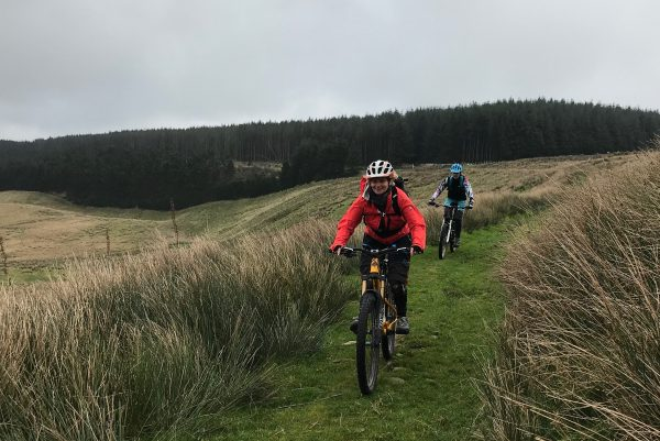 Womens Only Guided Ride - South Wales