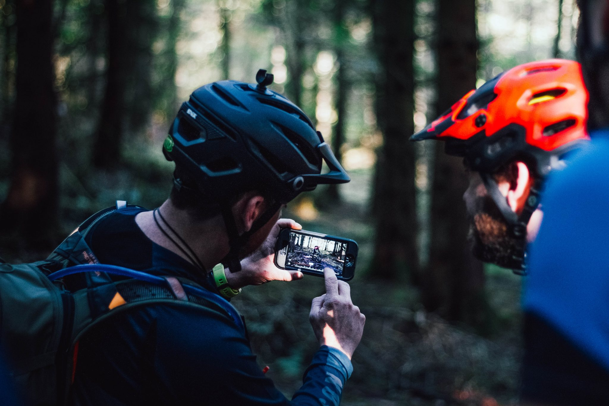 Mountain Bike Coaching in the Forest of Dean, MTB skills, MTB coaching, Video analysis, Mountain bike skills