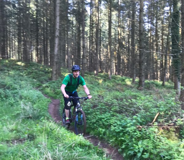 Mountain bike coaching, FOD FLOW - The Next Steps