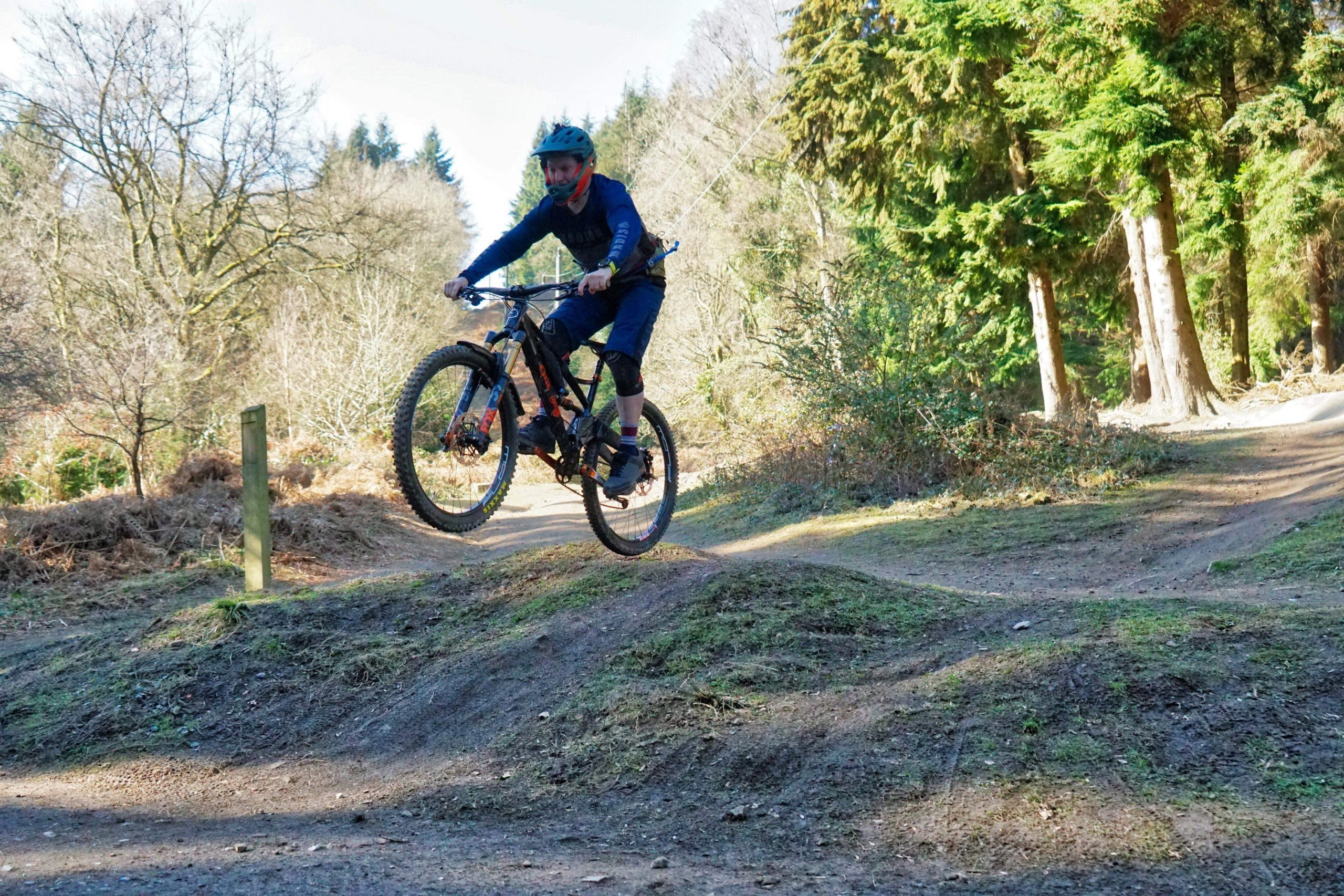 Mountain bike coaching in the Forest of Dean, MTb coaching, Forest of dean, Pedalabikeaway, Skills coaching, Mountain bike skills coaching
