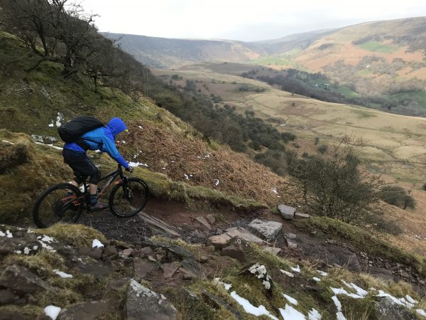 Guided Rides across South Wales, Gilwern, BC level 3 MTB guide, Abergavenny, South wales, Wales MTB