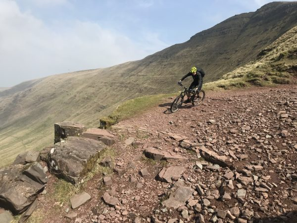 Guide ride Wales, MTB adventures across wales, MTB guides, South wales trips, MTb adventures,