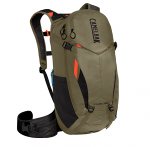 Mountain bike leaders guide bag
