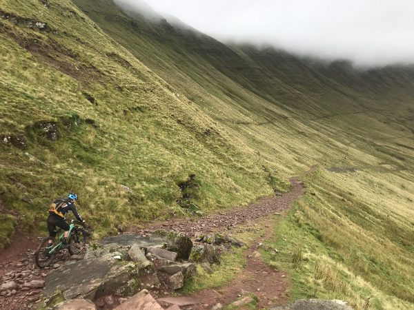 Mountain Bike Leadership, South Wales