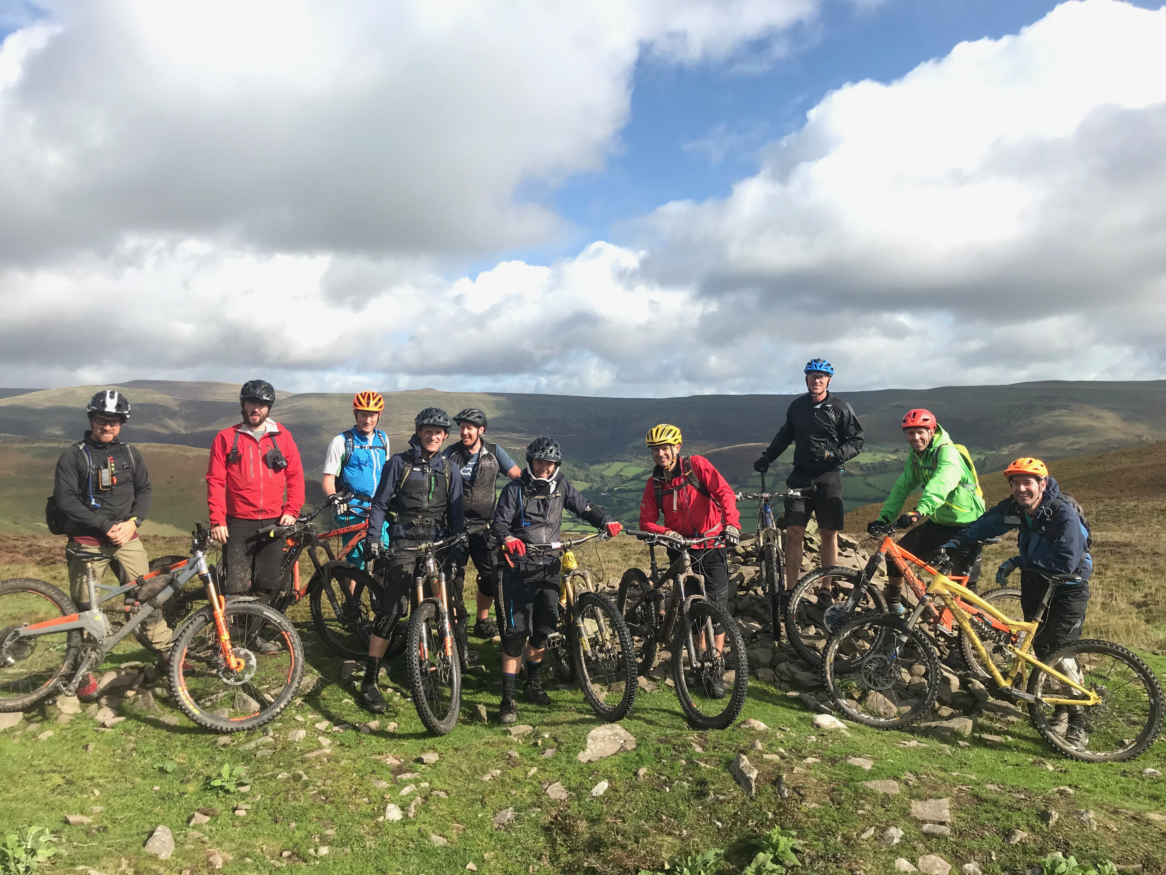 Guided Rides across South Wales