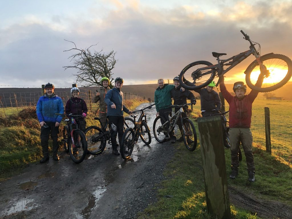 Uplifted guides rides Wales, Find your epic, Mountain bike leadership, guided rides, south wales mtb, mtb trips, Mountain bike adventures