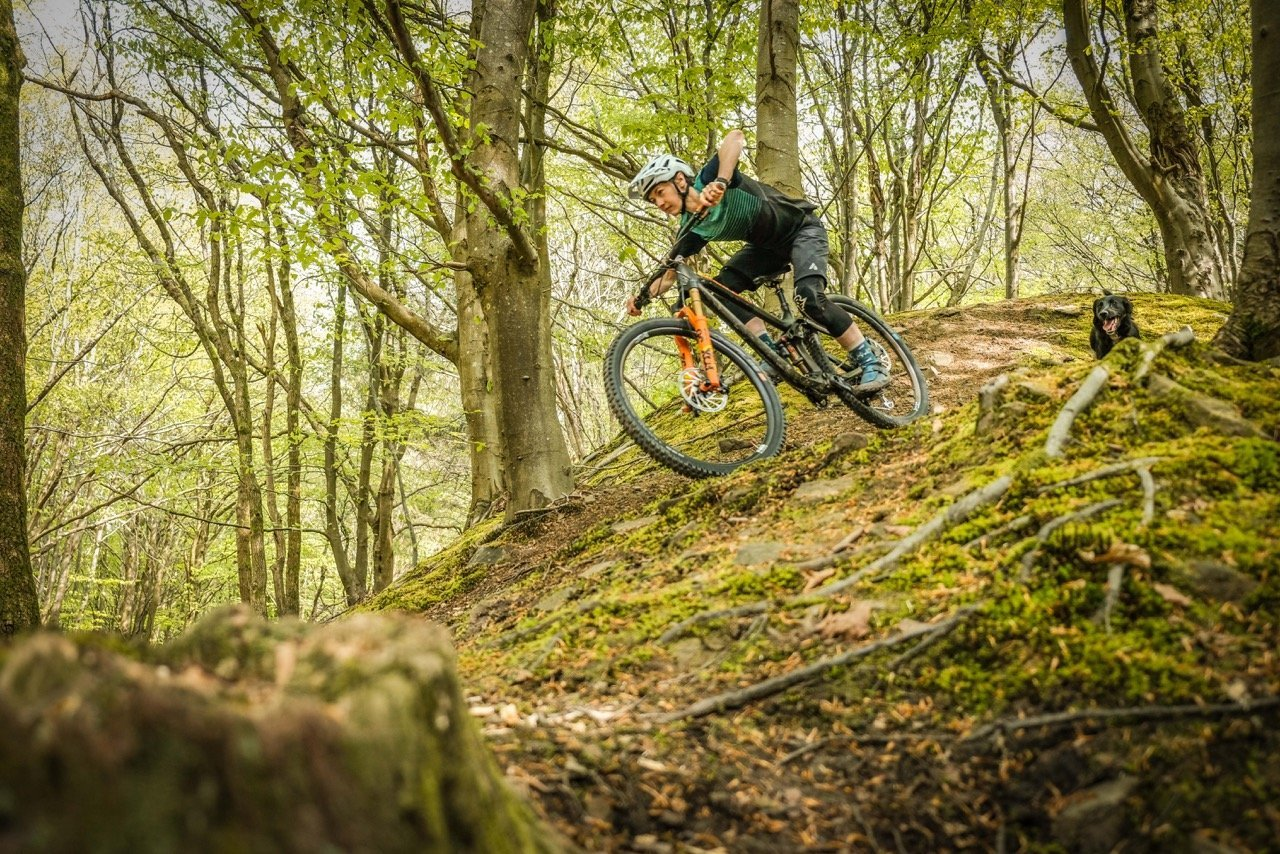 Mountain bike coaching, FOD coaching, Forest of dean skills sessions MTB