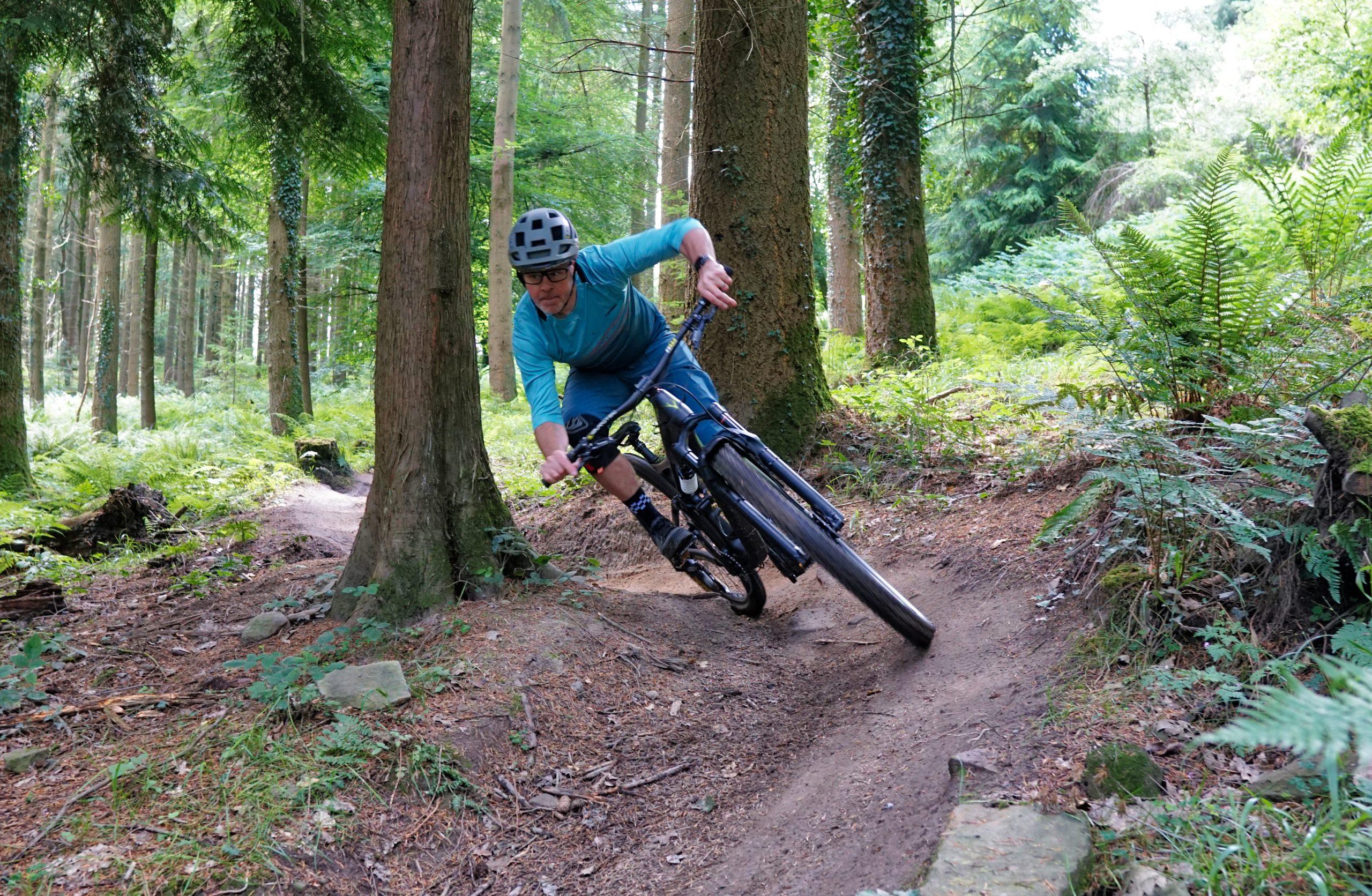 Wye Valley e-bike