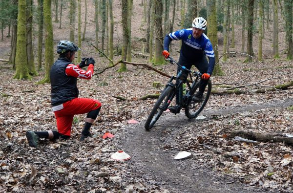 British Cycling Level 2 Mountain bike coaching
