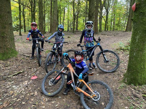 Kid Mountain Bike Coaching
